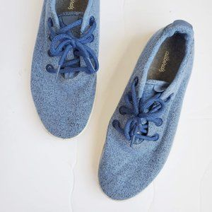 Allbirds Men's Wool Runner Blue 10